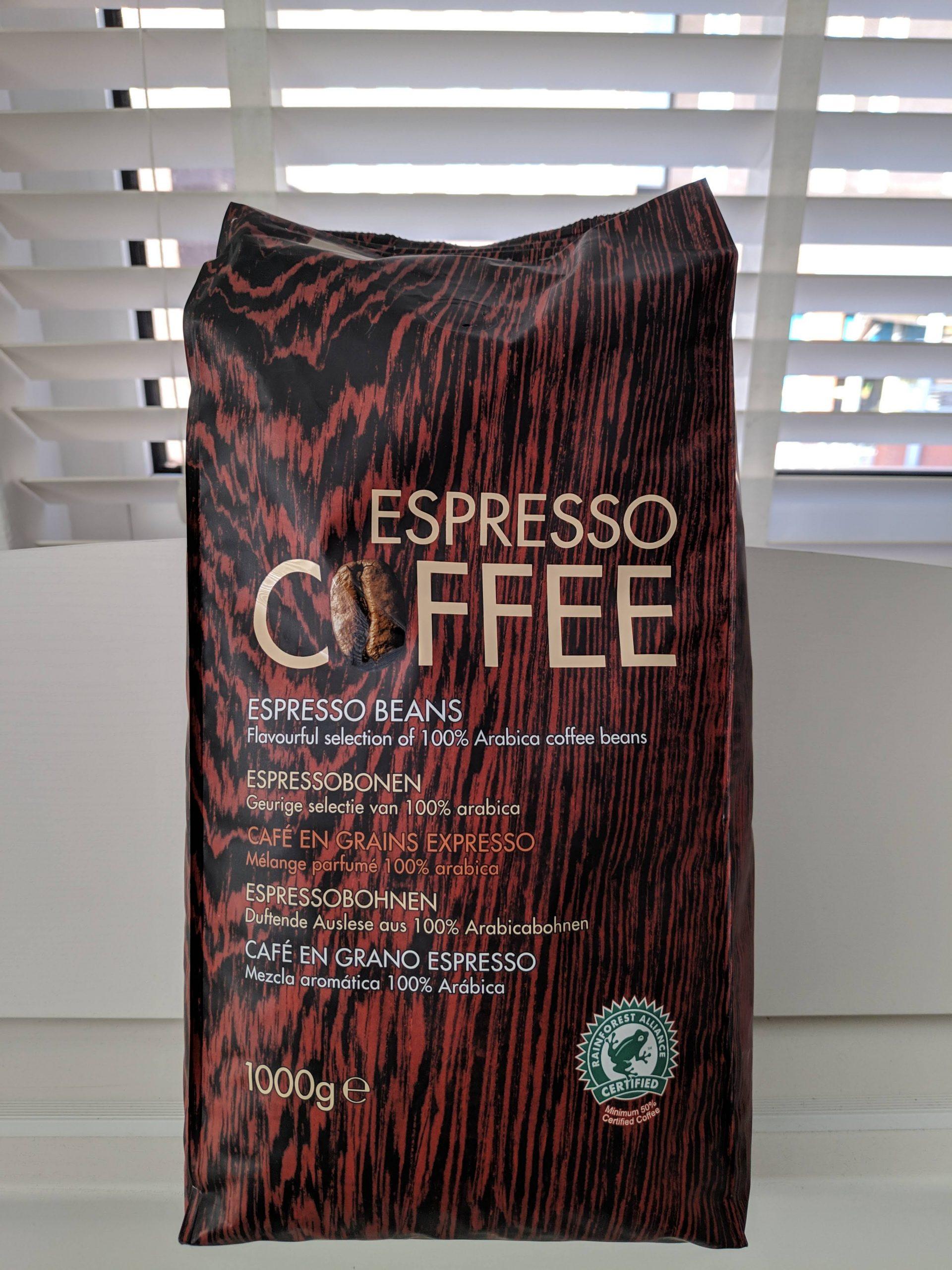 Hema - Koffiebonen Espresso