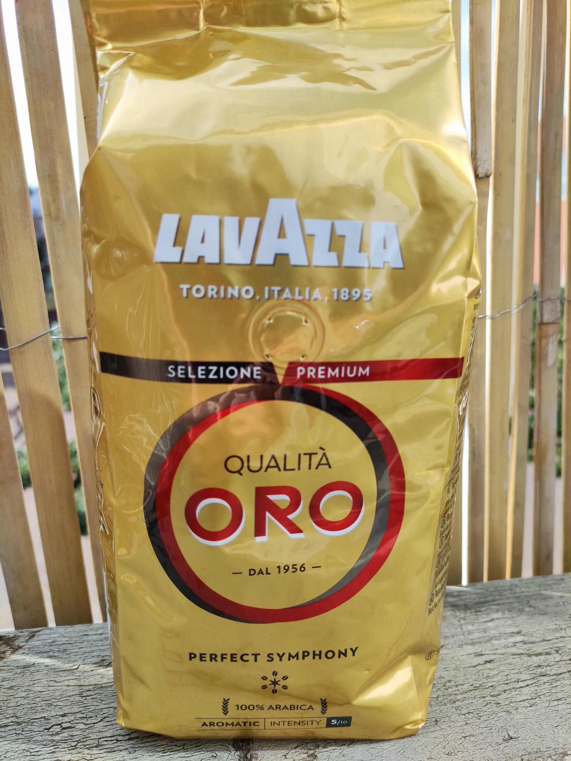 Lavazza - koffiebonen - Qualità Oro