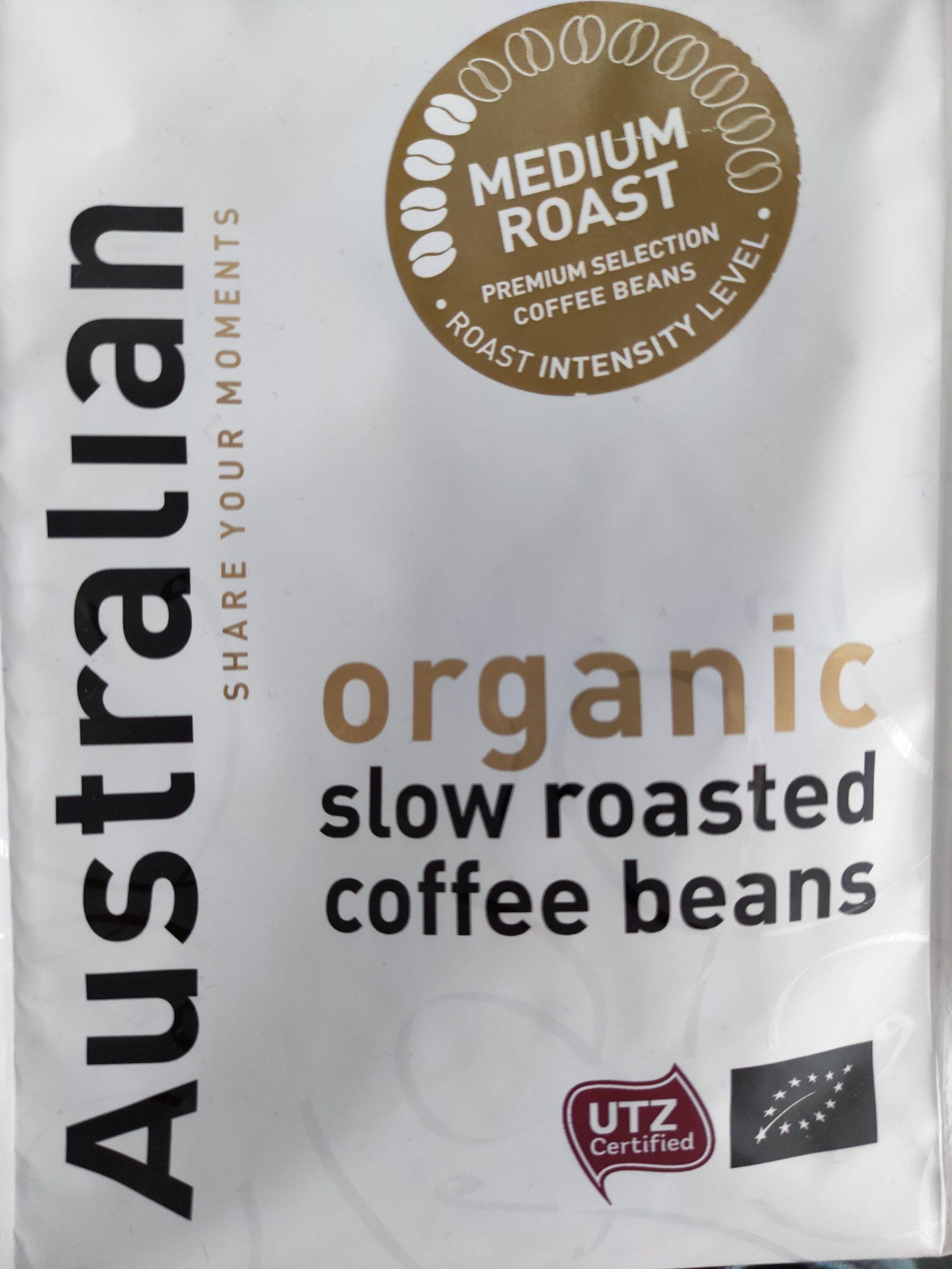 Australian - Coffee Beans medium roast - Review